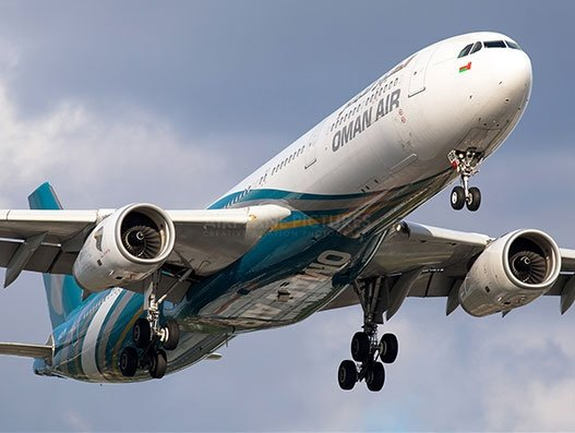 Oman Air to fly cargo-only flights to/from China