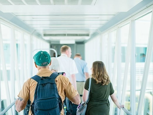 Ontario Airport's passenger traffic up 10%