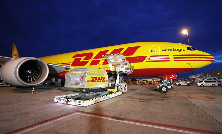 DHL Express delivers 1.5m Pfizer-BioNTech vaccine doses to Thailand