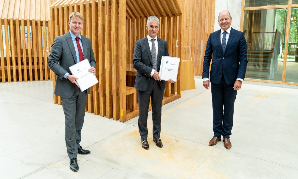 GEODIS invests in sustainable logistics campus in the Netherlands