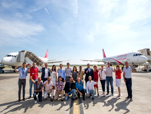 Air Arabia receives two new Airbus A320 aircraft