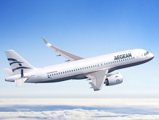 Aegean Airlines orders 30 A320neo-family jets