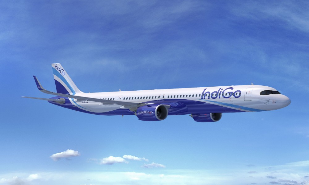 Indigo to convert four A321ceo aircraft to freighters