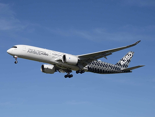 China's Sichuan Airlines finalises order for 10 A350 XWB jets