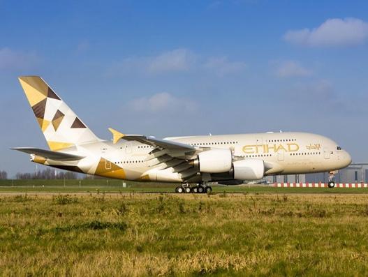Etihad Airways Paris flights to go all-Airbus A380