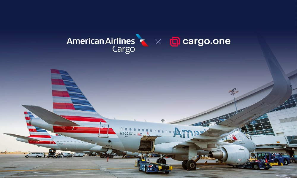 American Airlines picks cargo.one as strategic partner to fuel next stage of digital cargo transformation