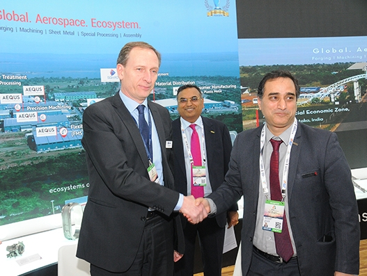 Aerostructures Assemblies India wins major contract from Saab