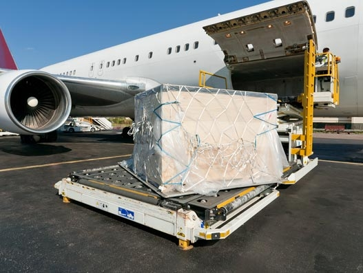 Demand for air cargo up 8.2 percent y/y in October