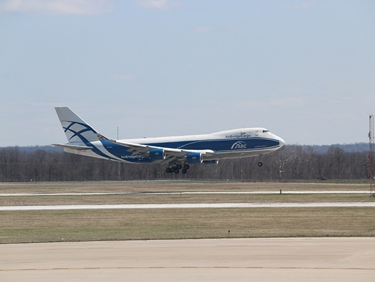AirBridgeCargo Airlines adds additional frequency to Rickenbacker Airport