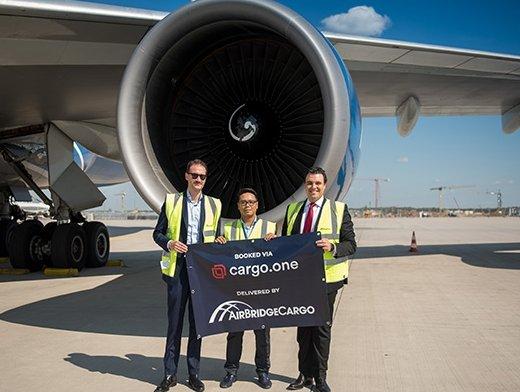 AirBridgeCargo, CargoLogicAir make capacities available on cargo.one platform