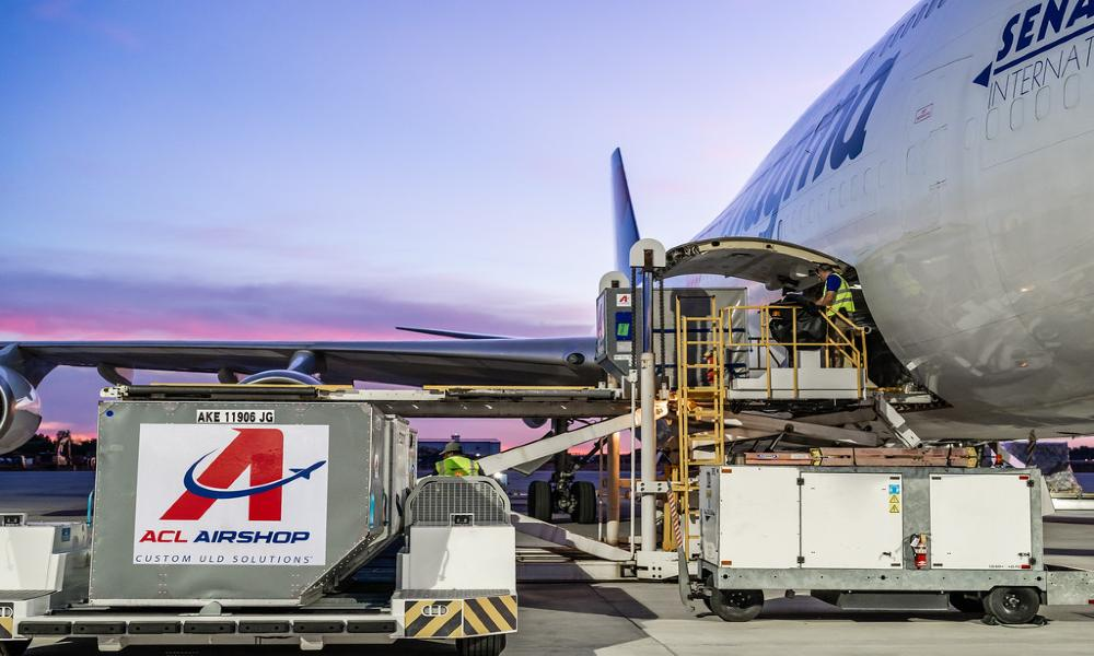 ACL Airshop to announce new theme for Air Cargo customer growth at WCS