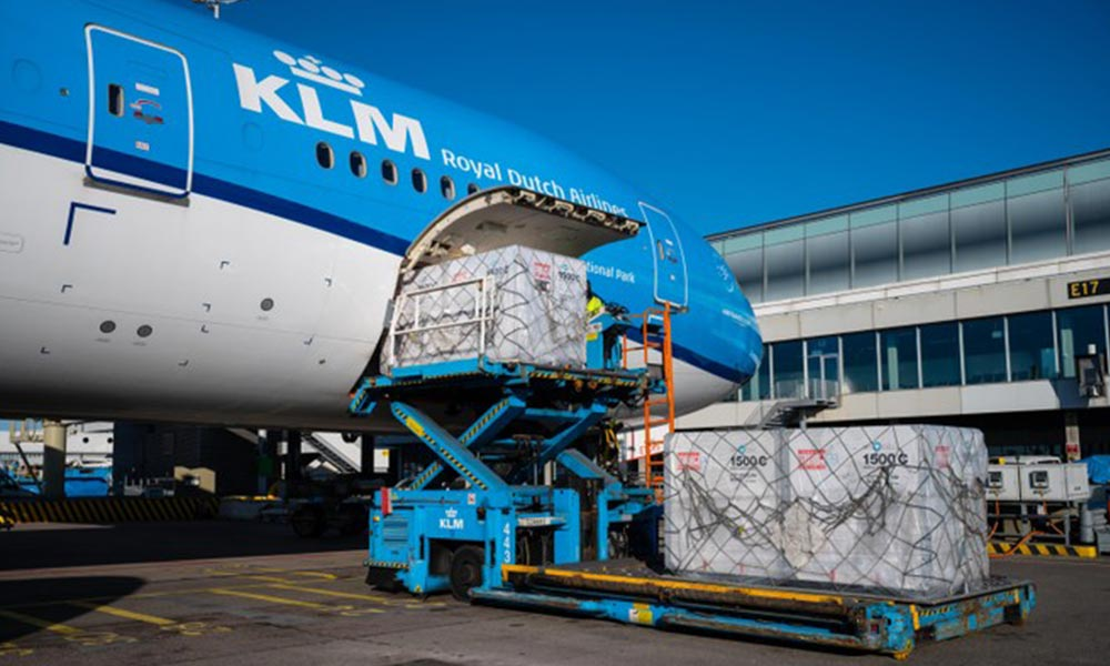 AFKLMP Cargo to continue operations amidst strict Covid-19 restrictions