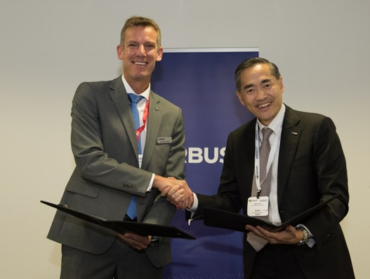 Airbus and Singapore Post partner for unmanned aerial parcel delivery system