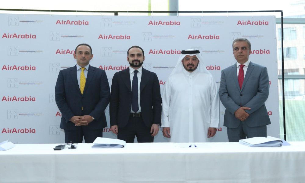 ANIF announces the launch of new national aviation with Air Arabia