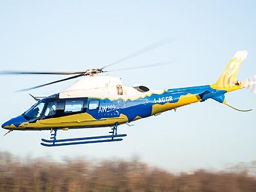 Leonardo's AW109 Trekker light twin-engine helicopter gets EASA certification