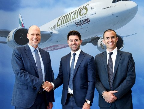 Emirates SkyCargo signs multi-year deal with Accuity to help automate compliance screening operations
