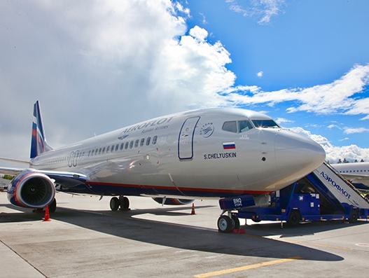 Aeroflot takes delivery of two brand-new aircraft