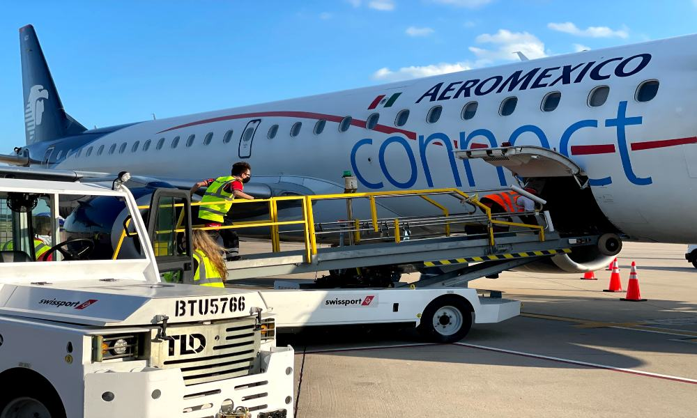 Swissport to offer ground services at Bergstrom International Airport in Austin