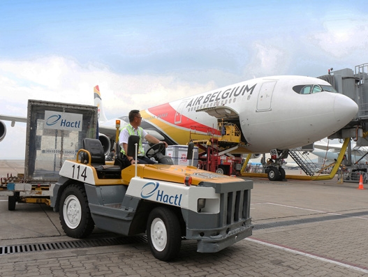 New Belgian carrier Air Belgium picks cargo handler Hactl