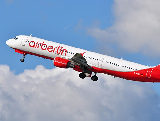 Insolvent Air Berlin sells its subsidiary to Thomas Cook