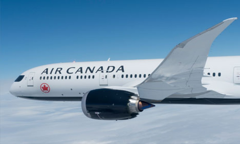 Air Canada to fly 40 tonnes of urgent medical supplies from Toronto to Delhi