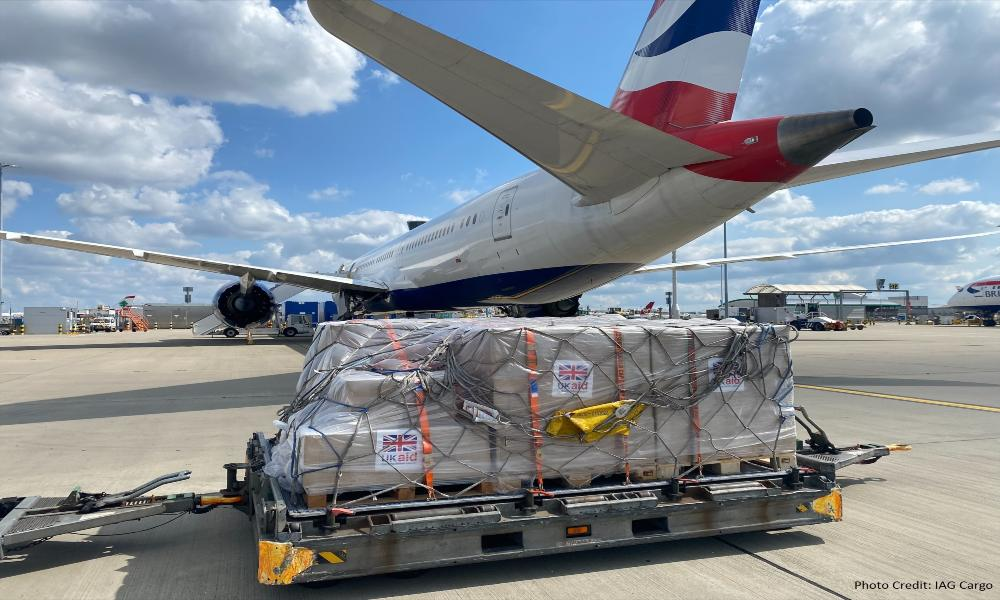 Air Charter Service charters Boeing B787-9 from UK to Haiti