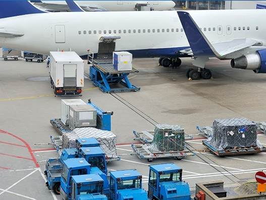 Air Freight sees slight growth recovery in April, up 4.1%
