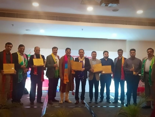Air India Cargo lauds freight forwarding agents' contribution, felicitates them during All India Agency Award Function