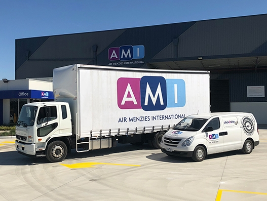 Air Menzies relocates to the new Melbourne Airport freight precinct