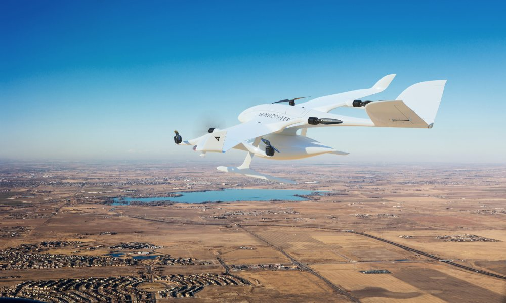 Air Methods launch Spright, a new drone solution to improve medical supplies