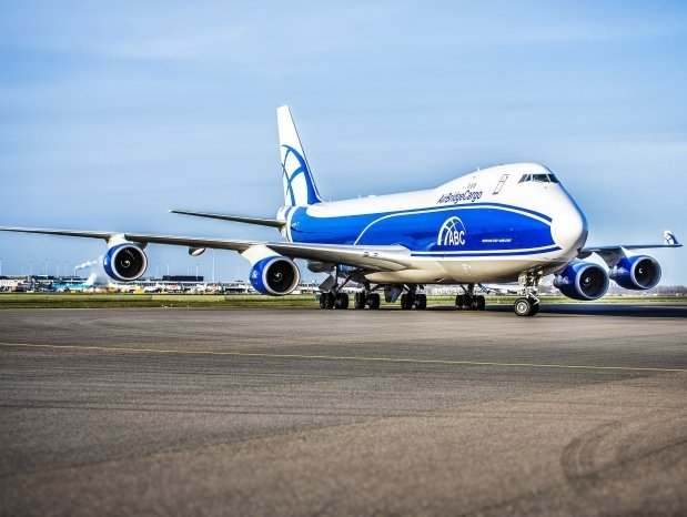 AirBridgeCargo has barred services from Europe to/from China
