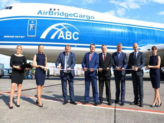 AirBridgeCargo adds Budapest to its European network