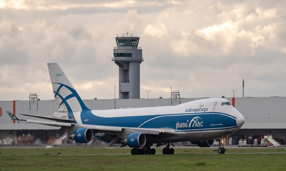 AirBridgeCargo awards WFS with 10-year cargo handling contract in Liege