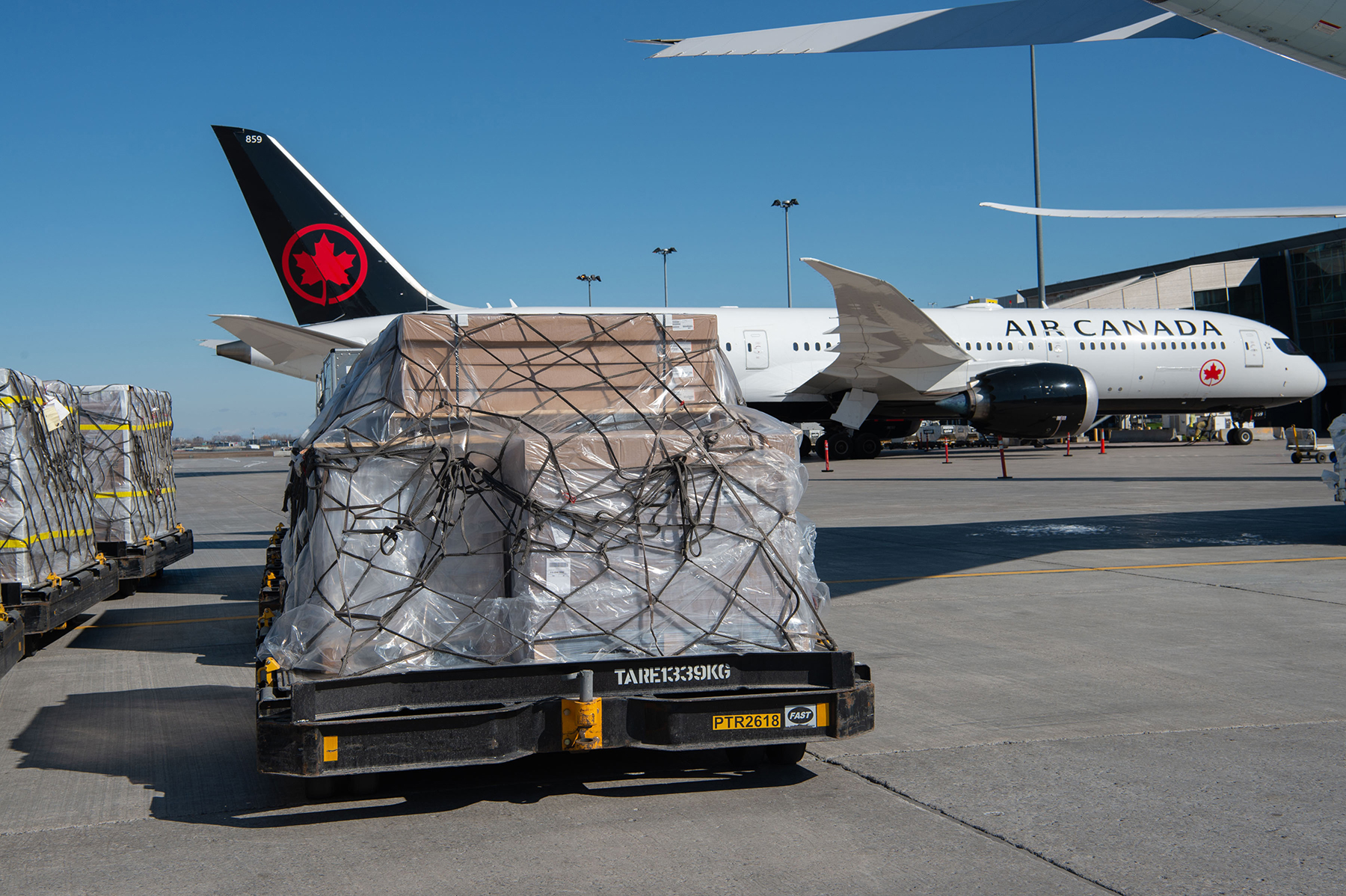 At $358 million in revenue for the second quarter of 2021 Air Canada Cargo recorded the best quarterly performance ever.