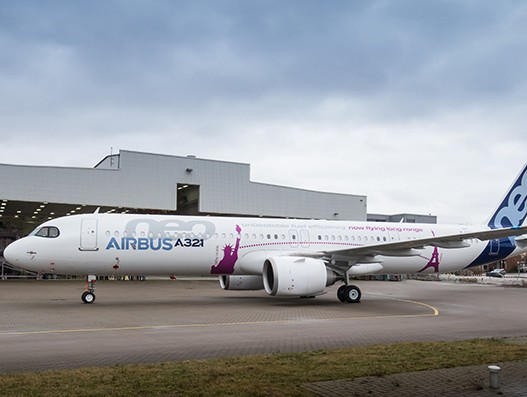 Airbus expands its flight training facility for North American operators