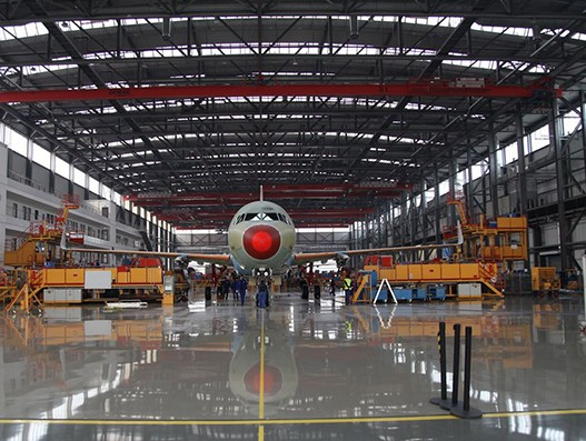 Airbus and Chinese partners to ramp up A320 production rate in Tianjin