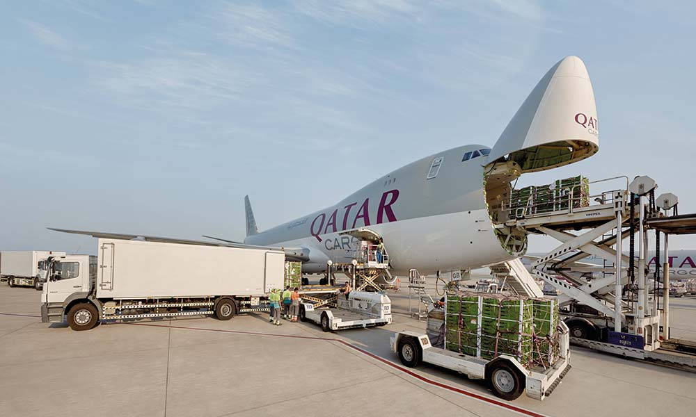 Airfreight steps in to grab more perishable logistics share