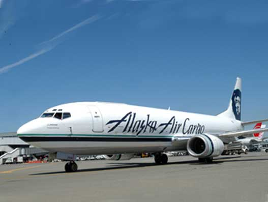 Alaska Air Cargo increases cargo capacity by 40 percent across North America