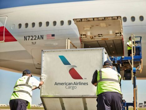 American's online cargo booking platform offers new features