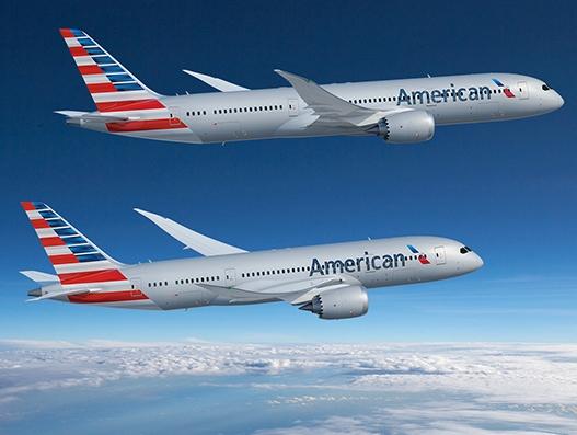American Airlines orders 47 Boeing 787 Dreamliner valued at $12 billion