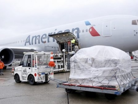 American sets new terms on cargo booking