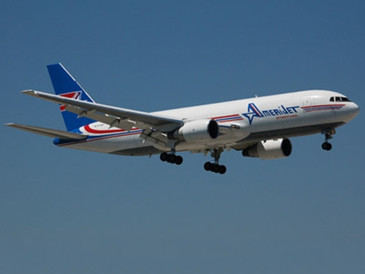 Amerijet International Airlines becomes first US all-cargo airline to earn CEIV certification