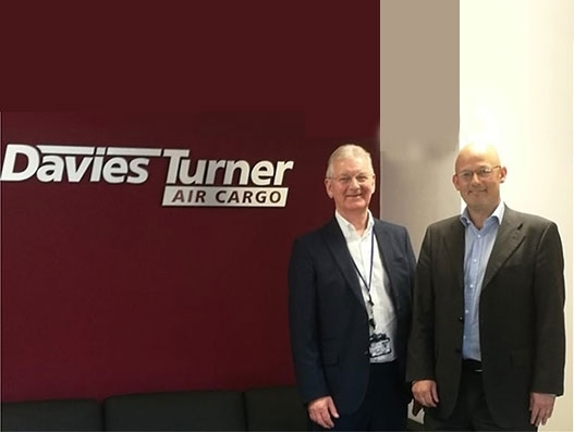 Davies Turner Air Cargo expands in Glasgow to accommodate business growth
