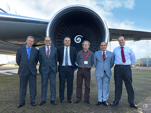 New UK sales team for Antonov Airlines