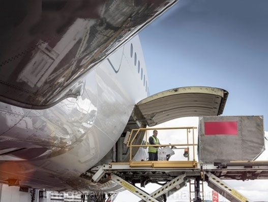 Asia-Pacific airlines' air freight fell by 6.4 percent in May 2019: IATA