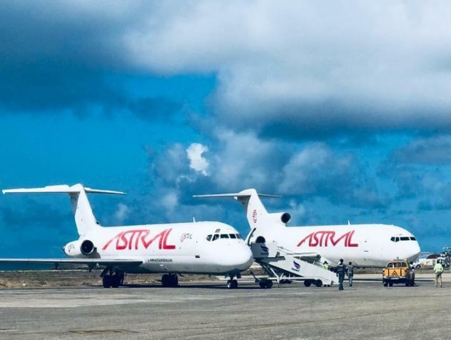 Astral extends its freighter operations in Africa