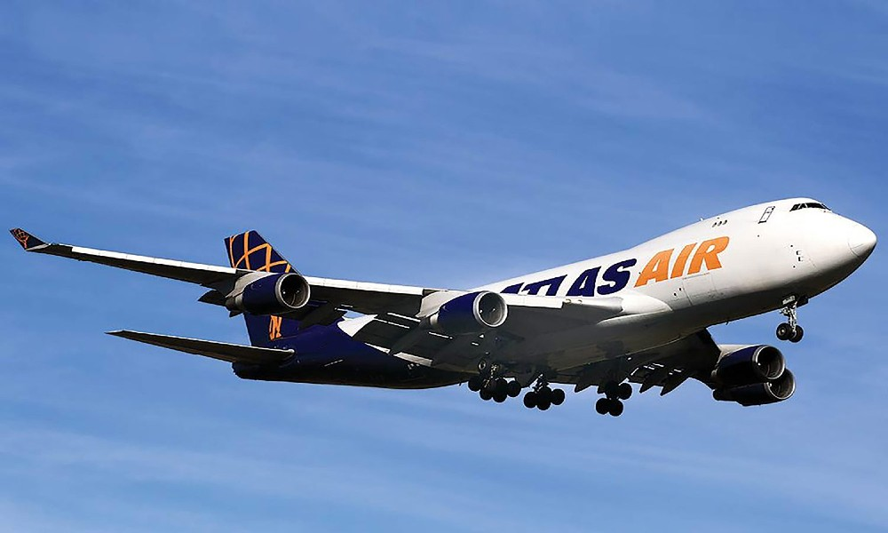 Atlas Air sign contract for 747-400 freighter with FedEx
