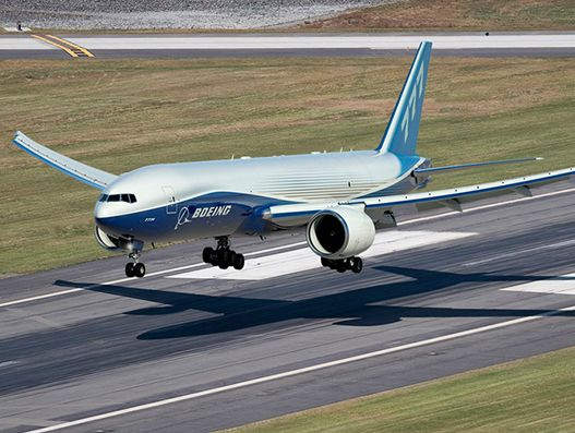 Atlas Air acquires two Boeing 777 freighters from LATAM Airlines