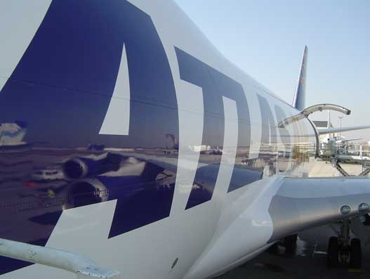 Nippon Cargo Airlines signs agreement with Atlas Air for Boeing 747-400 freighter service
