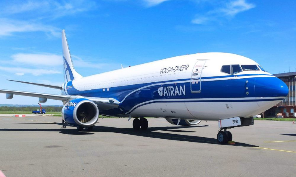 ATRAN Airlines to lease two more 737-800BCFs from GECAS